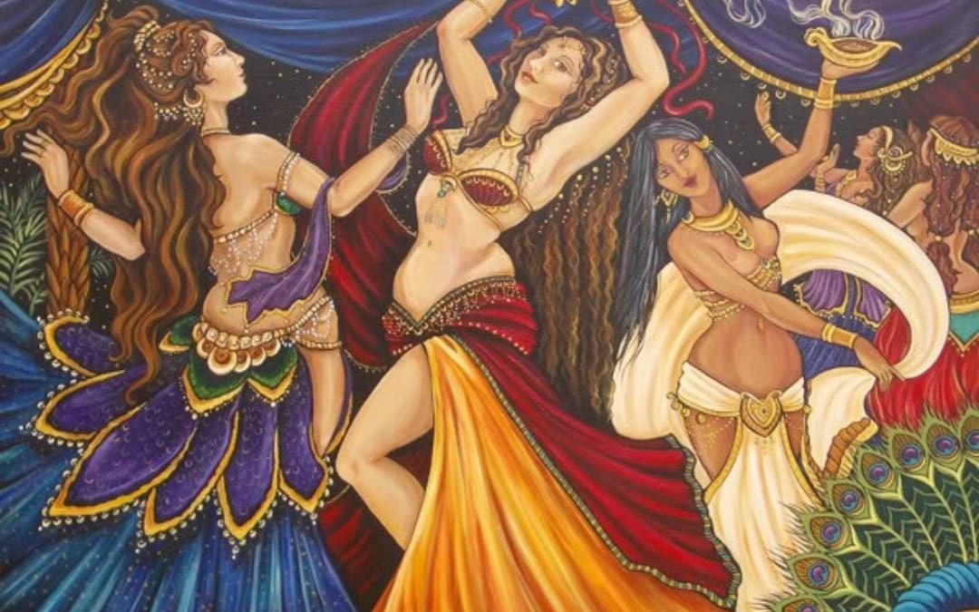 La Danza del Vientre solidaria