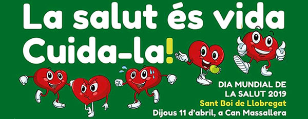 Día Mundial de la Salud – Sant Boi del Llobregat
