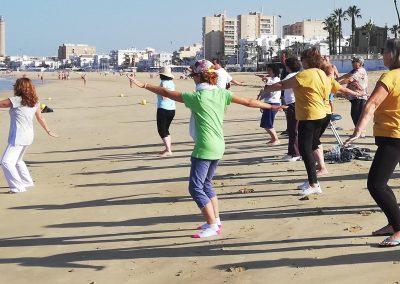 Ejercicio físico como  salud