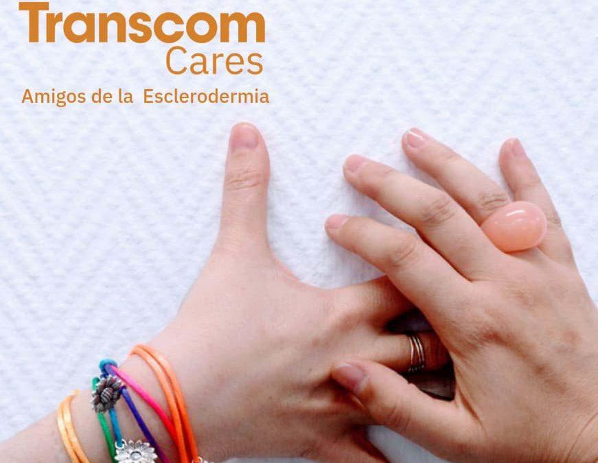 Transcom con la esclerodermia