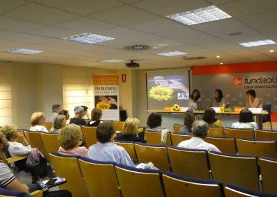 Día Mundial de la Esclerodermia en Huesca - Jornada Médica 1