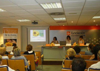 Día Mundial de la Esclerodermia en Huesca - Jornada Médica 2