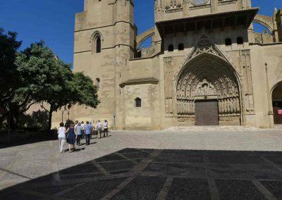 Día Mundial de la Esclerodermia en Huesca - Visita Cultural 2