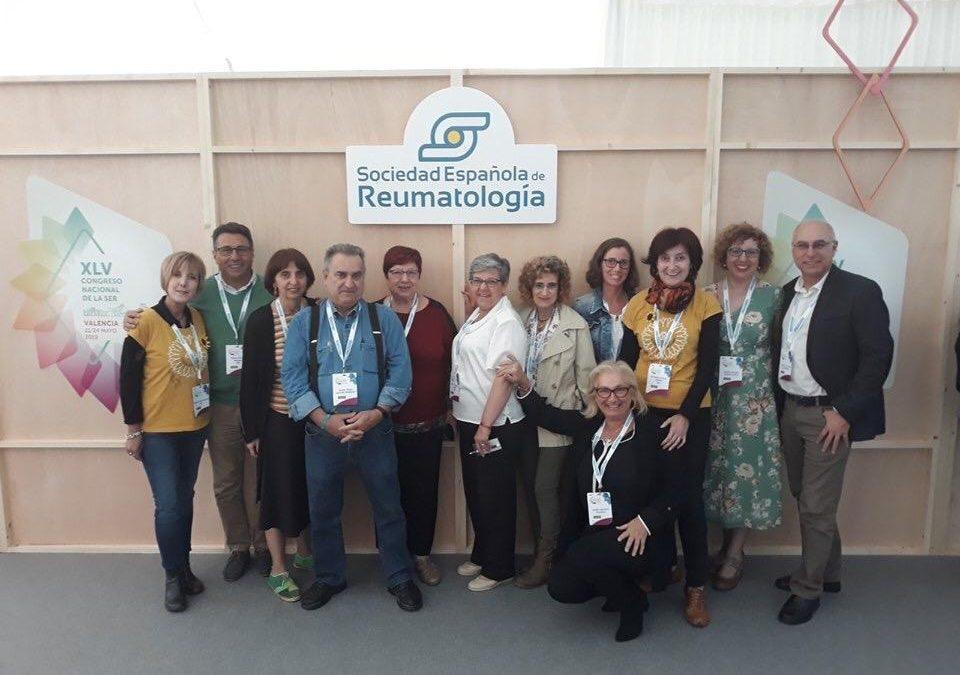 La Esclerodermia en el XLV Congreso Nacional de la SER