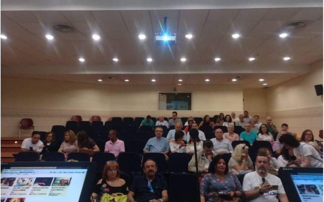 Resumen Jornada Médica #DMEsclerodermia19 en Antequera