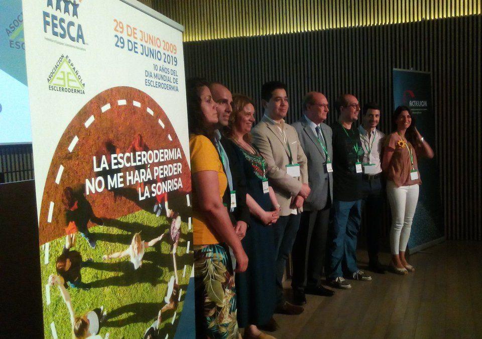 Resumen jornada médica #DMEsclerodermia19 en Barcelona