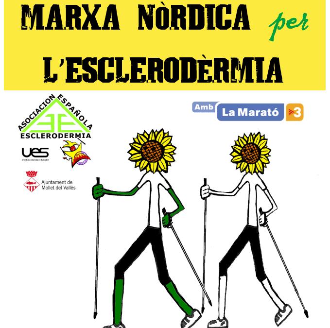 Marcha Nórdica por la Esclerodermia