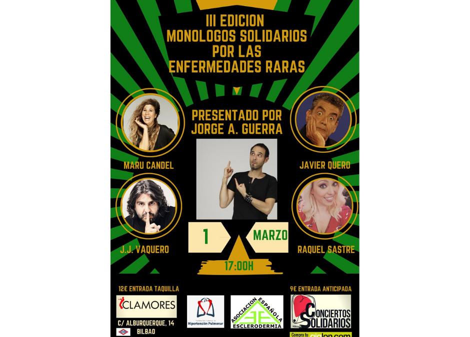 Monólogos Solidarios 2020