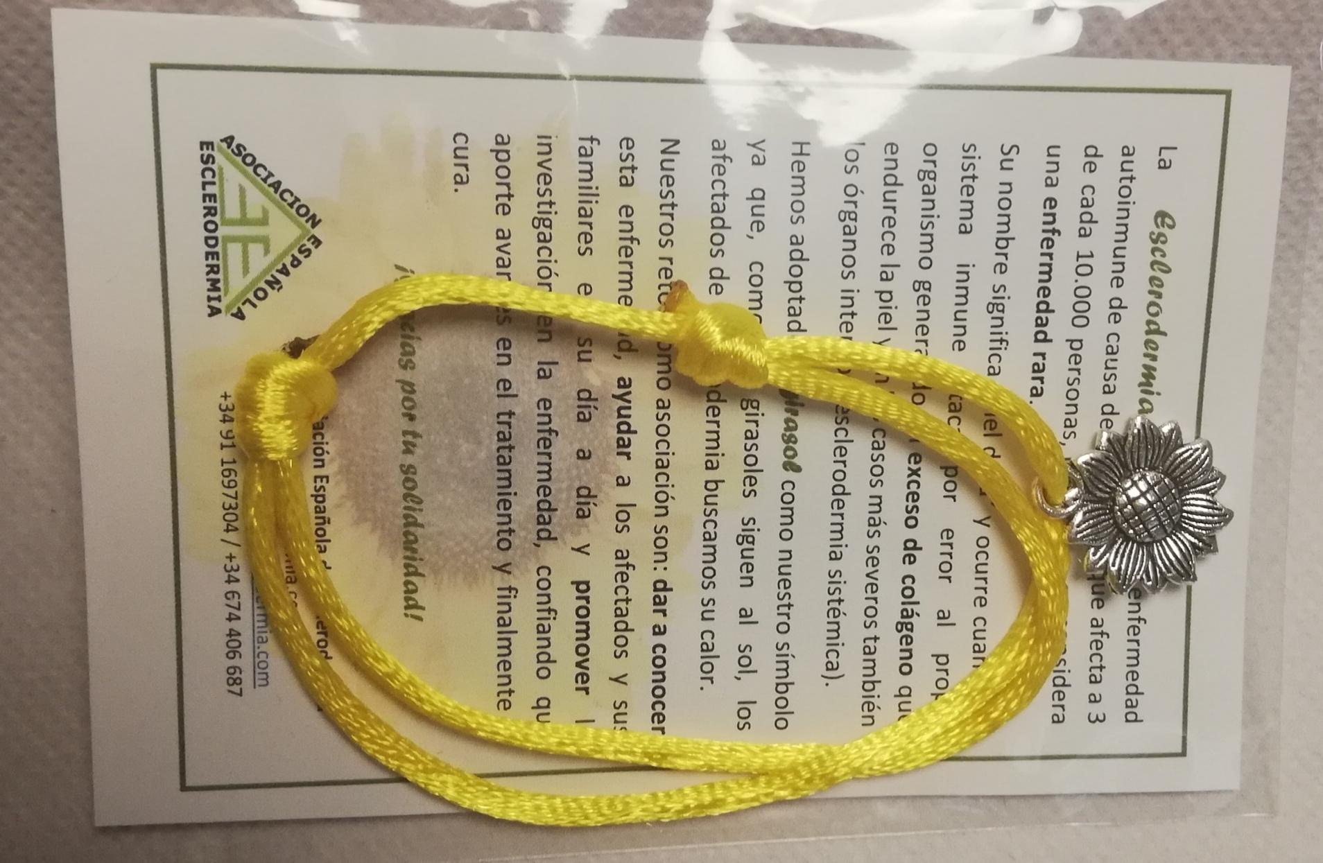 Pulsera Girasol Color amarillo - 2