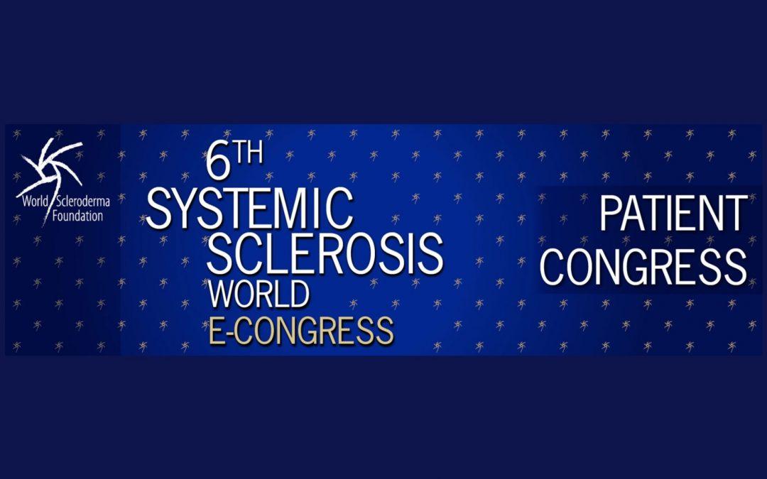 e-Congreso Mundial de Esclerosis Sistémica