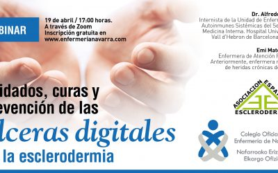 Webinar para Profesionales: Abordaje de las Úlceras Digitales en Esclerodermia