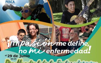 Mi Pasión me define, no mi enfermedad #DMEsclero2021