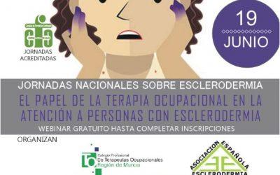 Jornada para Profesionales: El papel de la Terapia Ocupacional en la Esclerodermia