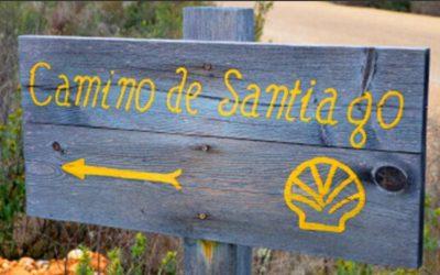 Caminito a Santiago desde Tuy